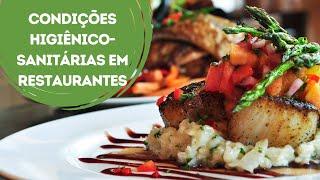 Higiene dos Alimentos e em Restaurantes