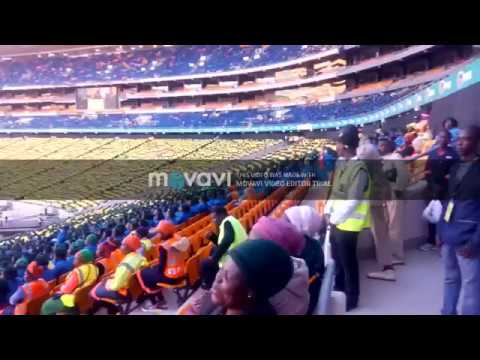 Mookamedi Ya Renang, ZCC Brass Brand: National Day Of Prayer @FNB Stadium