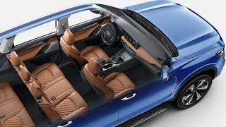 फॉर्च्यूनर को कड़ी टक्कर देने आ रही है MG मोटर्स की ये शानदार SUV कार !! Maxus D90 !! जानिए फीचर्स... thumbnail