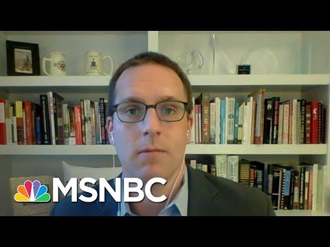 David Fahrenthold: Trump 'Lost It All Because Of What He Did On January 6' | Deadline | MSNBC