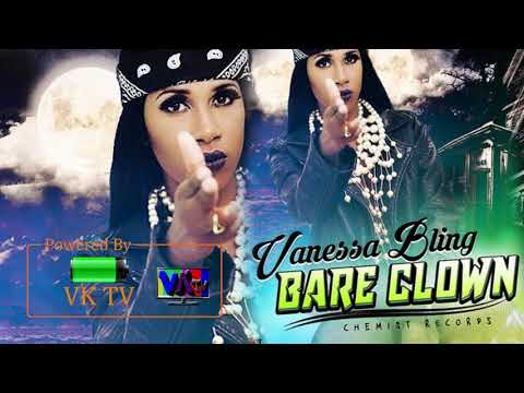 Vanessa Bling - Bare Clown (Audio)