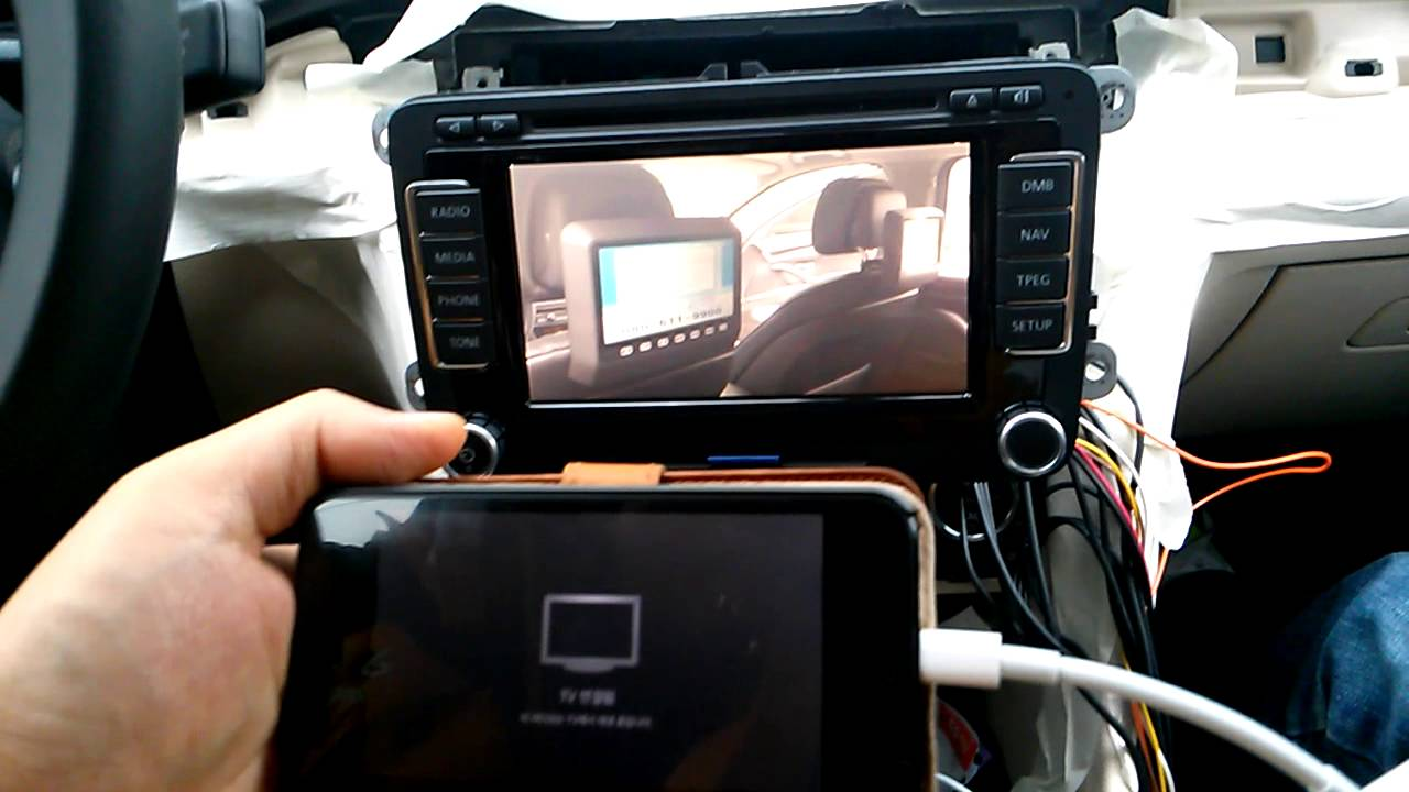 smart box for VW, BMW, ENZ, AUDI, PORSCHE, LEXUS, TOYOTA, HONDA   Android &  i-phone mp4