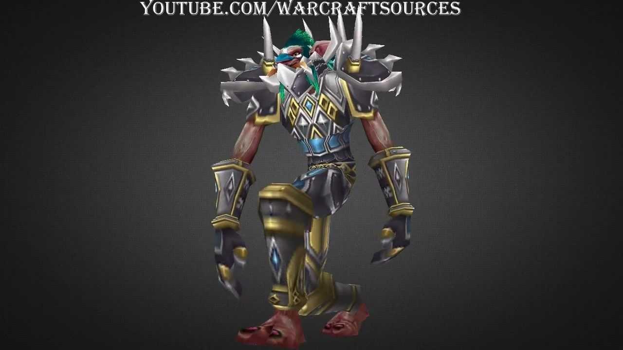 wow warlock transmog