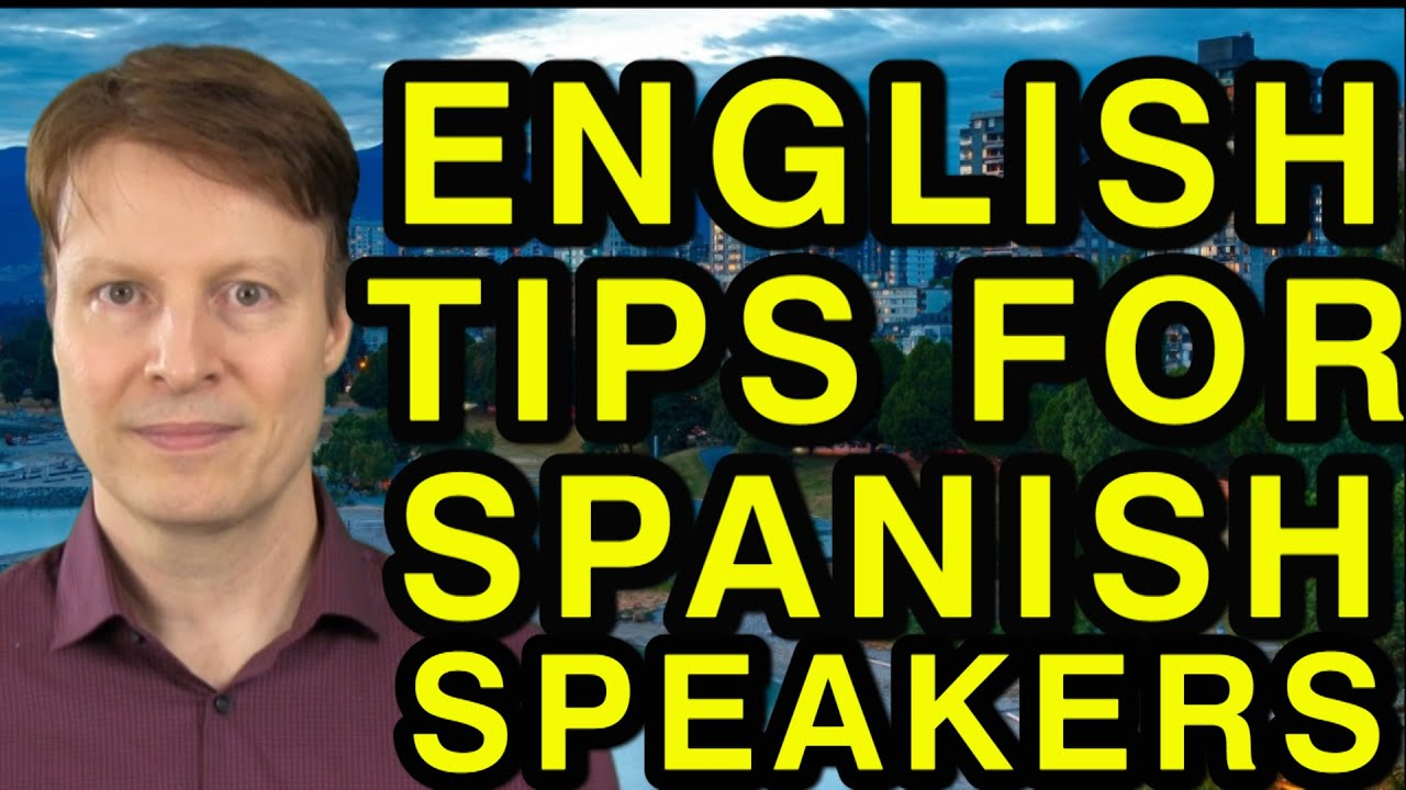 English In Italian: Spanish Speakers