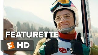 Eddie the Eagle Featurette - Dreamer (2016) - Taron Egerton, Hugh Jackman Movie HD