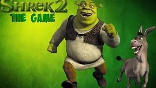 Прохождение игры - Shrek 2 - Болото Шрека [#1]