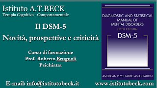 Corso di formazione sul DSM-5