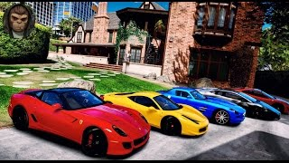 ► What GTA 6 Graphics Could Look Like - REDUX ✪ ENB MOD PC - GTA 5 Cars Gameplay - 1080p 60 FPS