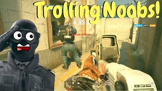 Free Weekend Trolling in Rainbow Six Siege