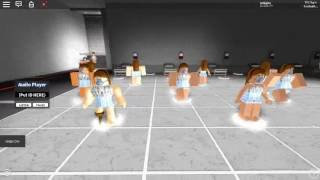 "Roblox Group Dance ""I Bet You Don't Curse God"" by Christina Grimmie (VDC)"