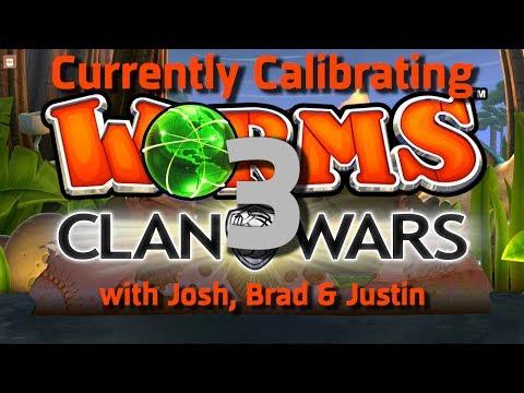 CurCal: Worms Clan Wars - Episode 3 |