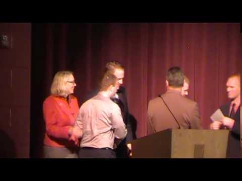 Badger High School Scholarship Awards 2015 Part I