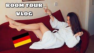 ROOM TOUR из Германии! Ревизорро в Отеле!! ВЛОГ! | Яна Русая