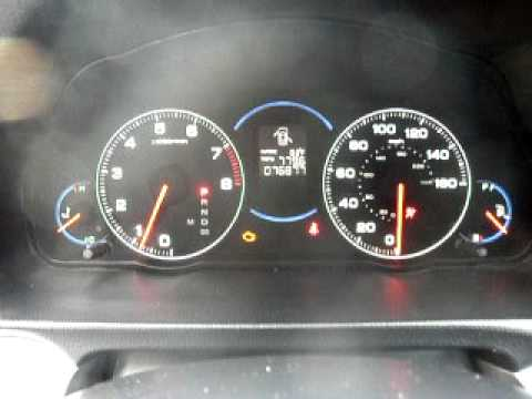 2004 Acura TSX - Mileage: 76,877 *Dash Board - YouTube