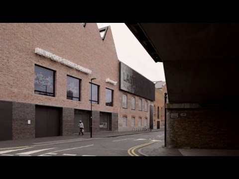 RIBA Stirling Prize: Newport Street Gallery by Caruso St John