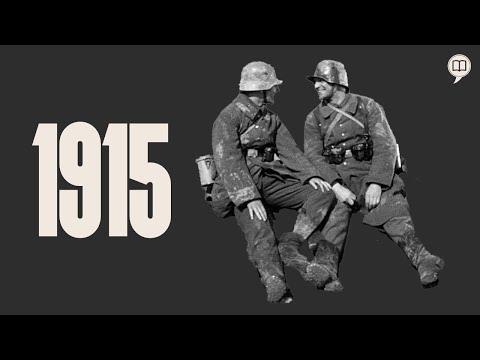 L'année 1915 - Première Guerre Mondiale Tome 2 | L'Histoire Nous Le Dira