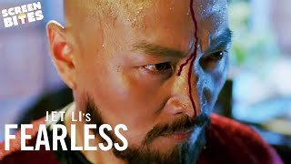 Jet Li's Fearless - Sword fight scene OFFICIAL HD VIDEO thumbnail