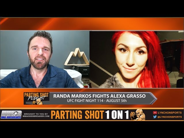 Randa Markos talks Alexa Grasso matchup, Angela Magana's bullying & UFC Detroit
