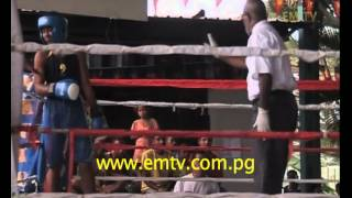 Png Boxing Championships
