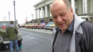 На ГАЗ-21 в Финляндию. Ретропробег.
