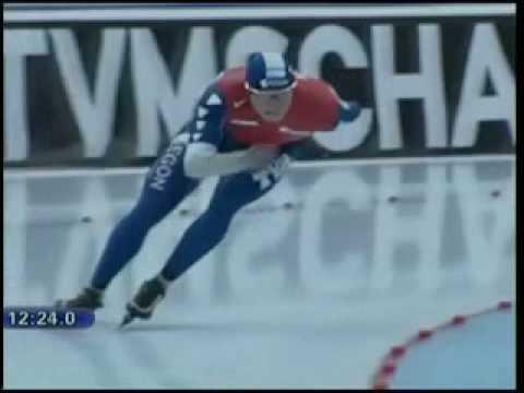 final laps 10000m Kramer-Bøkko  Kolomna