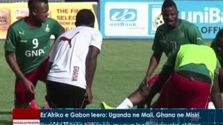 Video Gol Pertandingan Uganda vs Mali