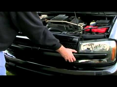 Chevy trailblazer grille removal youtube chevy trailblazer grille removal publicscrutiny Choice Image