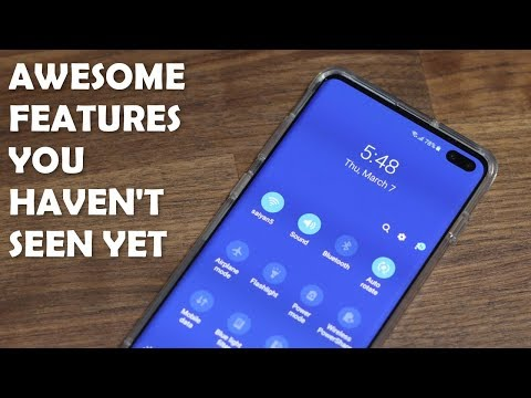 Samsung Galaxy S10 and S10 Plus: 5 Features No One Has Shown You
