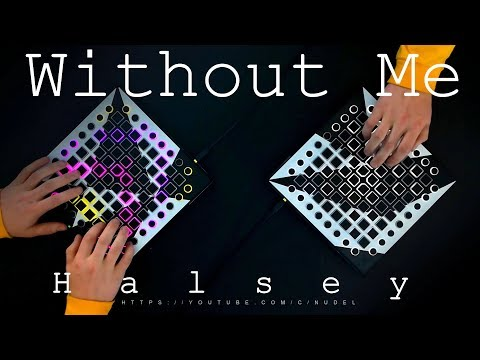 Halsey - Without Me (Nurko & Miles Away Remix) // Nudel Cover