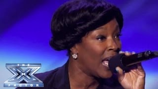 Denise Weeks - Subway Singer turned Superstar! - THE X FACTO...