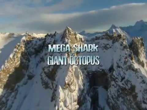 B-Movie Reviews: Mega Shark Vs Giant Octopus