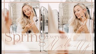 SPRING EVERYDAY MAKEUP Natural & Glowy  |  Fashion Mumblr