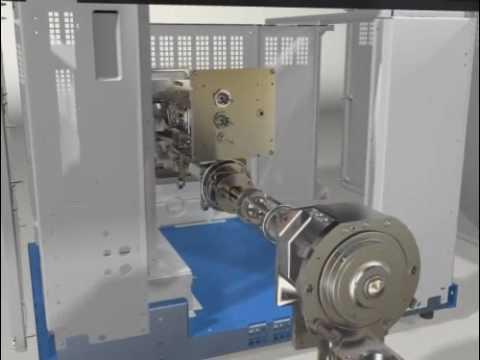 AB SCIEX QTRAP 5500 Mass Spectrometry - YouTube