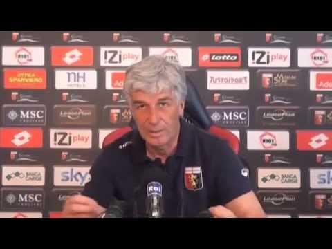 Genoa: Gasperini non alza la media punti