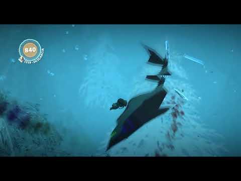 Littlebigplanet three - Красный Хаос Акулы [Сложный Уровень Sk2Garcia] - Ps4