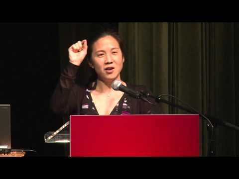 Angela Duckworth at the 2014 STC Forum in Harlem