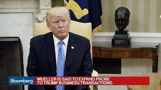 Mueller Said to Probe Trump