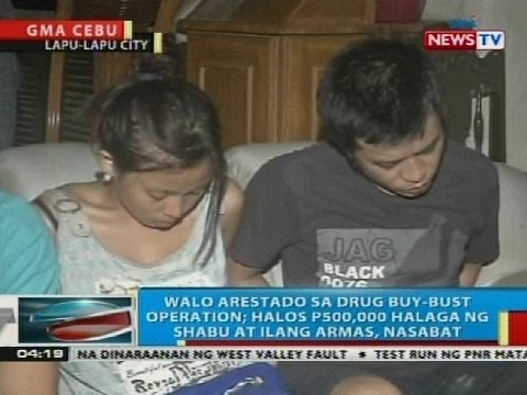 BP: Lalaki, arestado sa buy bust operation sa Lapu-lapu City