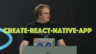 4. De basis. Maken-reageren-native app van Adam Perry