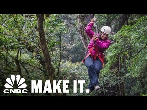 This Woman Is Traveling The World And Blogging For A Living | CNBC Make It.