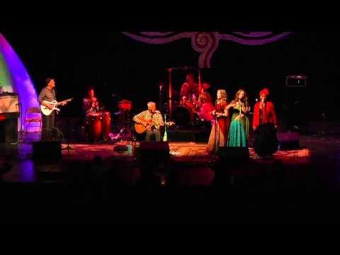 Seva Benefit at the Palace of Fine Arts 2013 - Jai Uttal and 'The Love Pagan Orchestra'