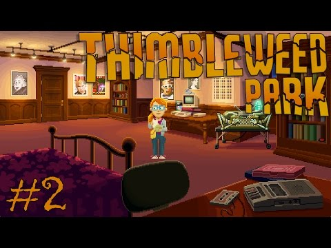 Thimbleweed Park | The Delores Job Application Conundrum - Part Two