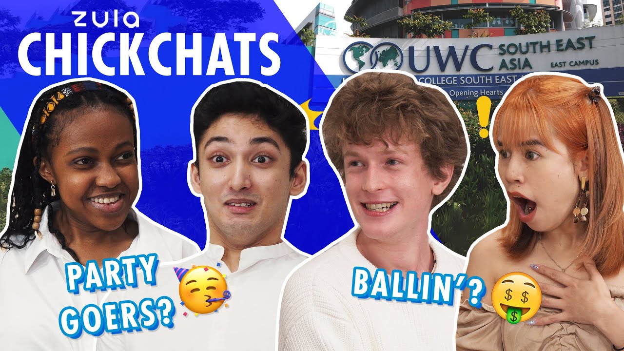 Clearing Misconceptions About International Students | ZULA ChickChats | EP 99