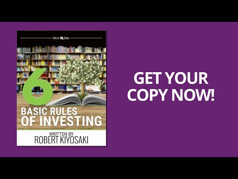 FREE EBOOK ON HOW TO INVEST WITH ROBERT KIYOSAKI