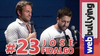 WEBBULLYING NA TV #23 - JOSÉ FIDALGO, ator português (Programa Pânico)