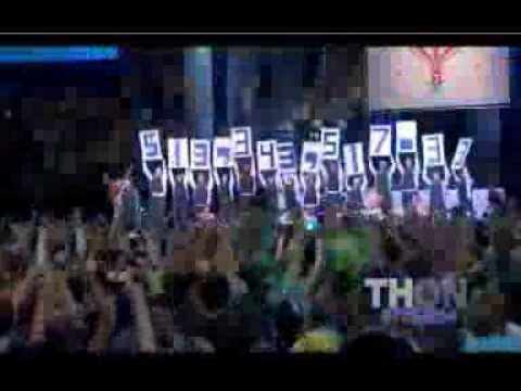 Penn State Dance Marathon Thon 2014 Fund Reveal