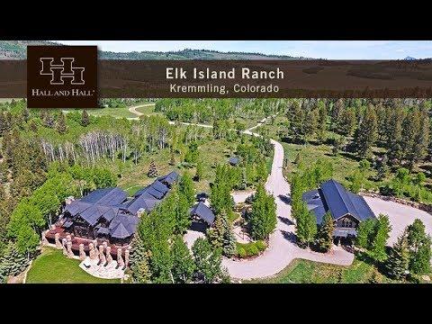 Elk Island Ranch - Kremmling, Colorado