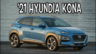 Inside and Out: 2021 Hyundai Kona on Everyman Driver