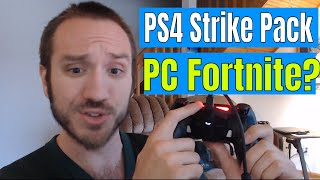 PS4 FPS Dominator Strike pack working ON PC GAMES!! (Huge Catch though!) Fortnite?