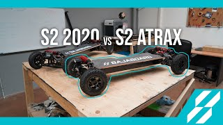 ATRAX Vs S2! How much better is our brand new S2 ATRAX?